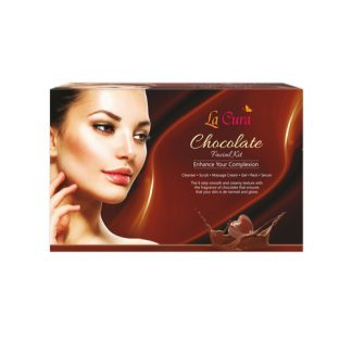 Chocolate facial kit