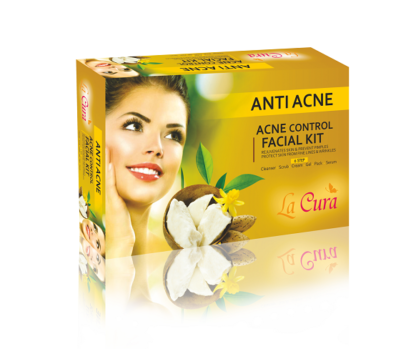 Anti acne facial kit